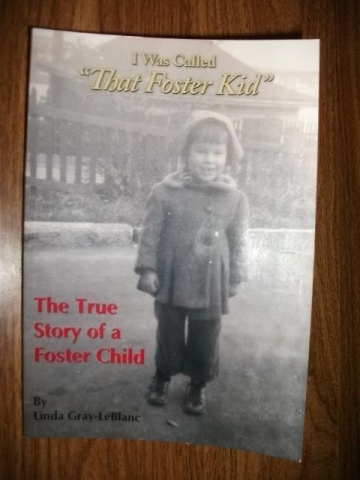 "Cover of book titled ""I Was Called That Foster Kid"""