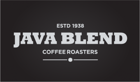 Logo for Java Blend Coffee Roasters, Established 1938
