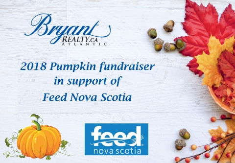 2018 Bryant Realty Pumpkin Fundraiser