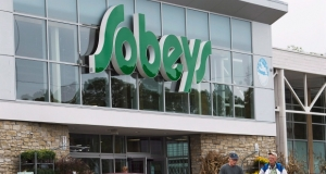 Photo of the front of Sobeys