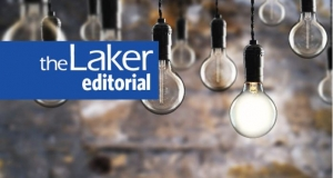 Editorial - The Laker